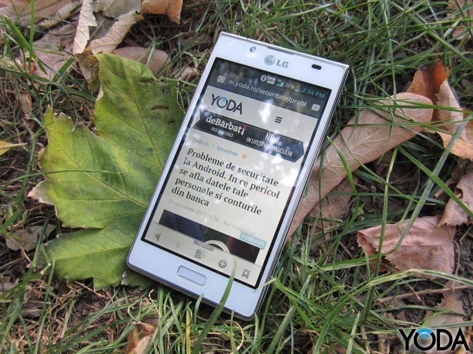 Review LG Optimus L7