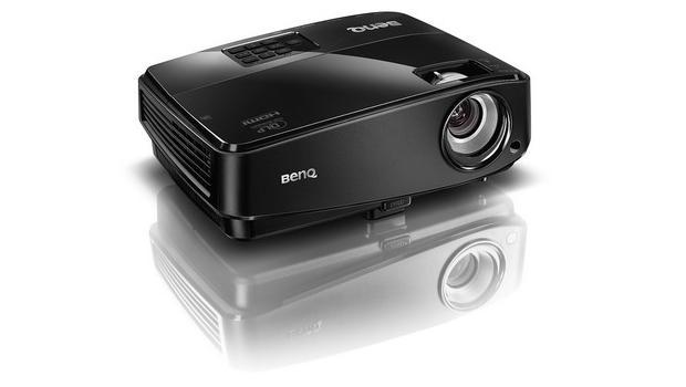 BenQ MS517, proiectorul accesibil care transforma orice imagine in 3D