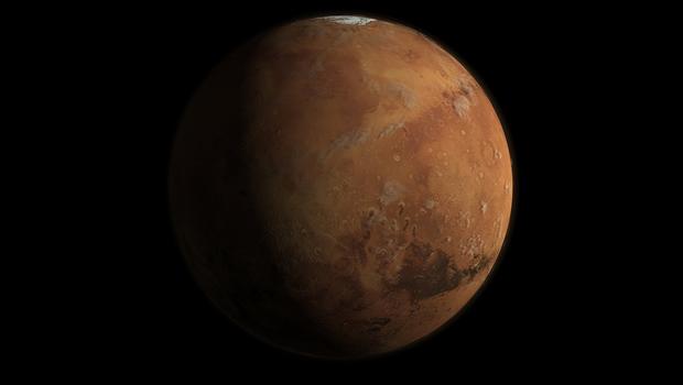 Dovezi ale existentei apei pe Marte. Ce a descoperit naveta Mars Express