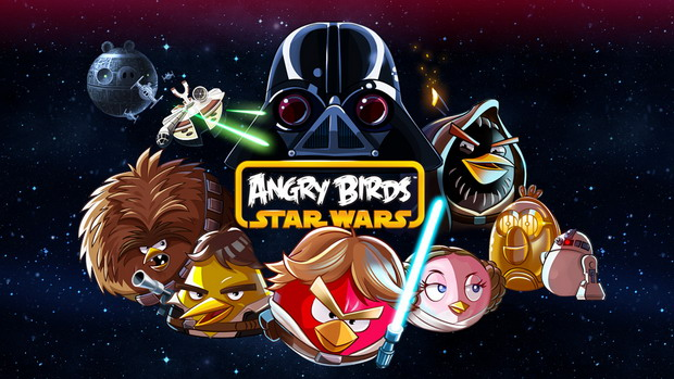Angry Birds Star Wars, cel mai nou joc de la Rovio. Download aici