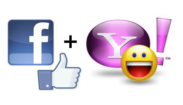 Facebook-Yahoo, alianta care ar putea opri dominatia Google