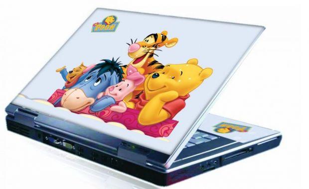 Cel mai tanar infractor cibernetic. Politia a confiscat laptopul Winnie the Pooh unei fetite