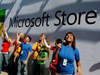 Microsoft va deschide primele magazine in Europa