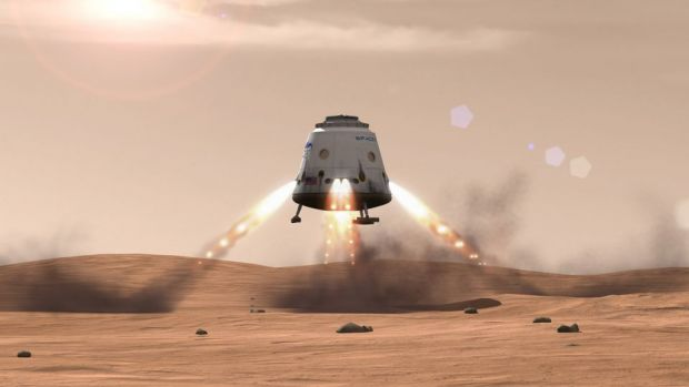 Orasul de pe Marte de 80.000 cu oameni. Cum va fi prima colonie extraterestra