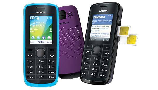 Nokia 114, un smartphone dual-SIM ieftin