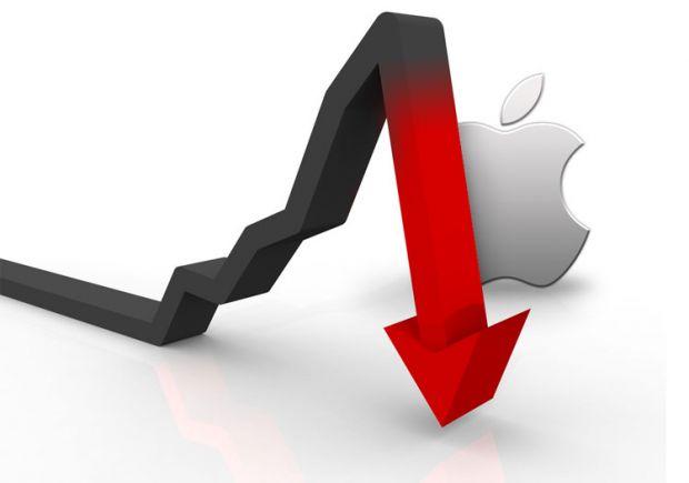 Profitul Apple, in scadere pentru prima data in ultimii noua ani