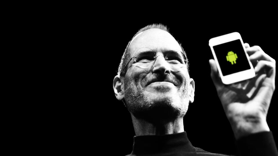 Sacrilegiu. A aparut primul iPhone cu Android. Cum arata si ce specificatii are