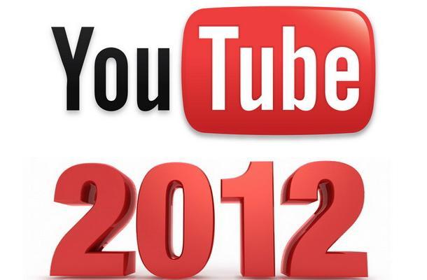 YouTube, miliarde de ore de vizionari pe luna. Top 5 clipuri video in 2012
