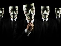 Baietii de la Anonymous si-au gasit nasul. Hackerii s-a trezit cu un cont suspendat, din cauza unui email buclucas