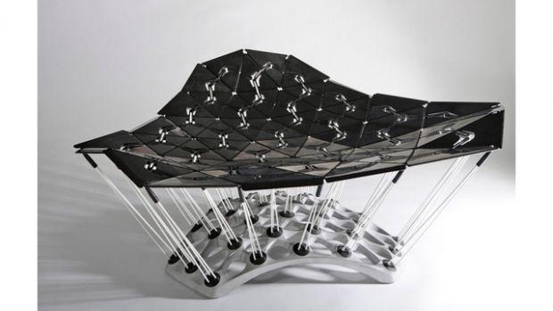 Covorul plutitor al lui Aladdin, creat de doi designeri