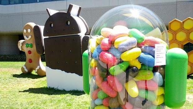 Jelly Bean, folosit doar de 10% dintre telefoanele cu Android. Ce versiune pregateste Google in 2013