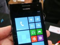Huawei Ascend W1, primul smartphone chinezesc cu Windows Phone 8