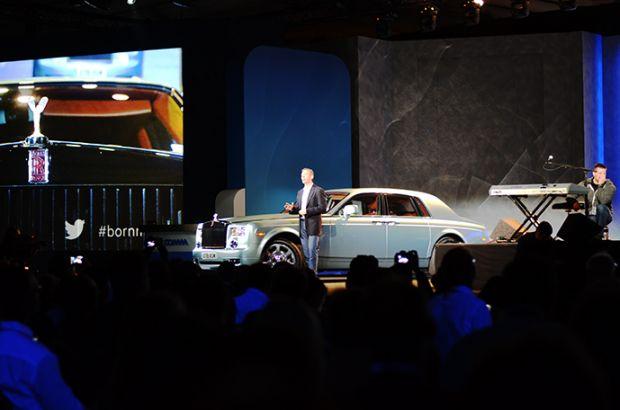 Ciudatenii de la CES 2013: Rolls-Royce Phantom de 2,5 milioane de dolari si zgarda inteligenta pentru patrupede