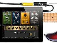 iPad-ul devine cel mai tare studio de muzica, cu aceasta inventie de la CES 2013