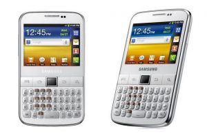 Review Samsung Galaxy Y Pro