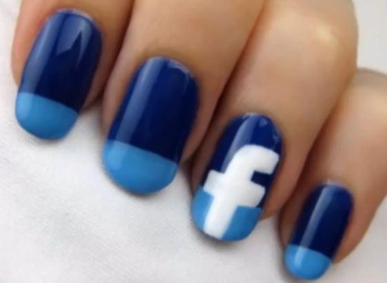 9 modele cool de unghii pentru fetele care stau pe Facebook
