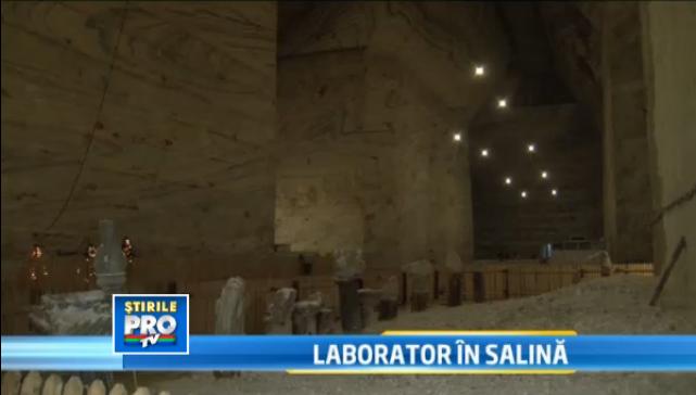 Salina de la Slanic ar putea fi un loc in care se studiaza Big Bengul. Un laborator de cercetare cosmica se poate construi acolo