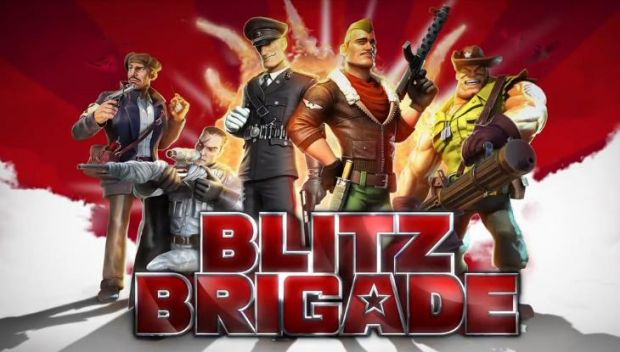 Blitz Brigade, un shooter online pentru iPhone si Android. Trailer