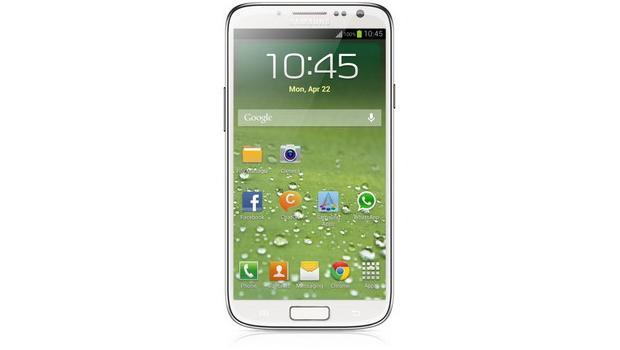 Galaxy S IV se lanseaza in aprilie