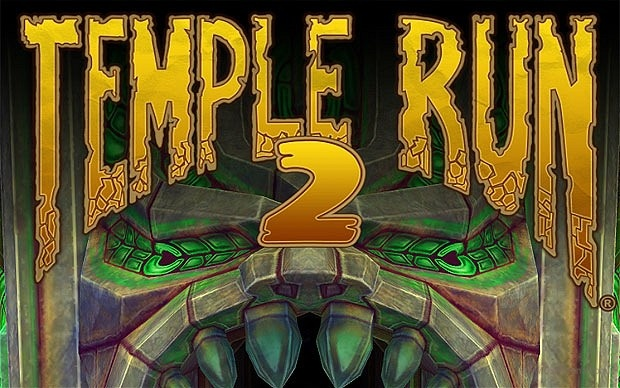 Temple Run 2, 50 de milioane de download-uri in 2 saptamani