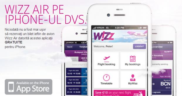 wizz air bilete de avion