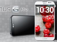 LG Optimus G PRO a fost anuntat oficial. Noul model este peste iPhone 5 si Galaxy S III
