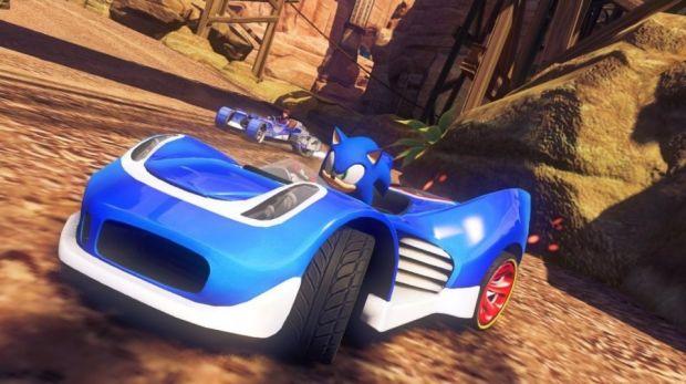 Sonic  All-Stars Racing Transformed, unul dintre cele mai asteptate jocuri arcade race, s-a lansat in Romania pe PC