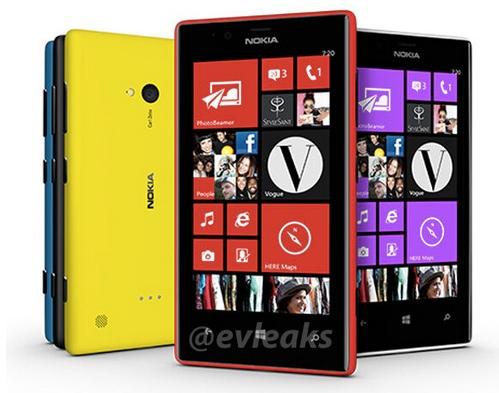 Nokia Lumia 720 si 520 in imagini aparute pe net la cateva zile inainte de lansarea oficiala