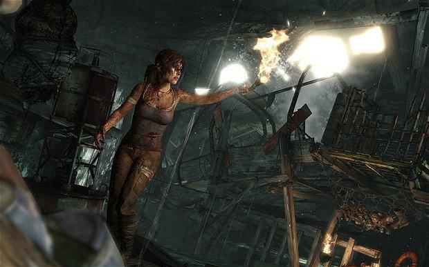 Lara Croft renaste: Tomb Raider revine in atentia pasionatilor de jocuri pe calculator sau consola
