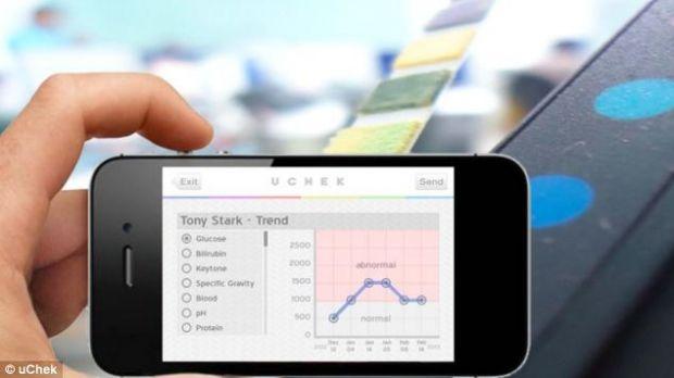 La analize pe telefon: Se pregateste aplicatia pentru iPhone care pune diagonistul pe o simpla fotografie
