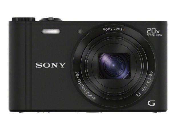 Sony prezinta 3 noi camere compacte Cyber-shot cu Triluminos Colour