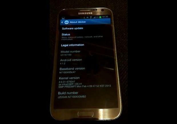 Eroarea de securitate descoperita pe cea mai mare mandrie de la Samsung, Galaxy Note 2. VIDEO