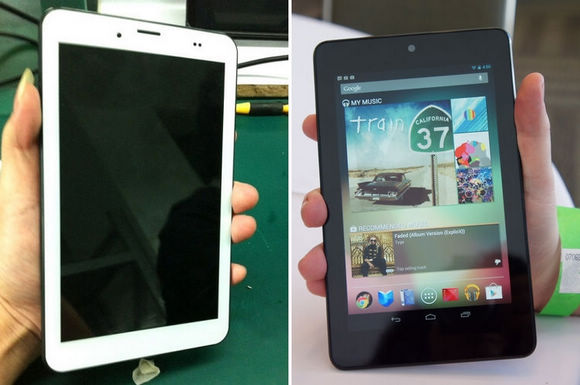 Clona care bate originalul. Cum a fost copiat cu succes Nexus 7