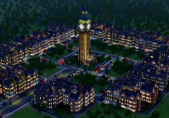 SimCity revine. Mai verde, mai prietenos cu mediul inconjurator, de data asta