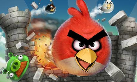 Angry Birds a ajuns in peste 1,7 miliarde de device-uri si este gata sa debuteze pe micul ecran in weekend