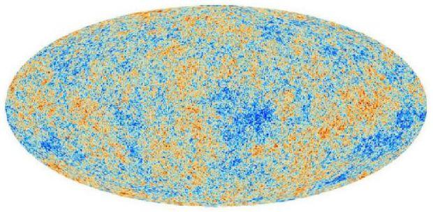 Astronomii au elaborat cea mai veche harta a Universului