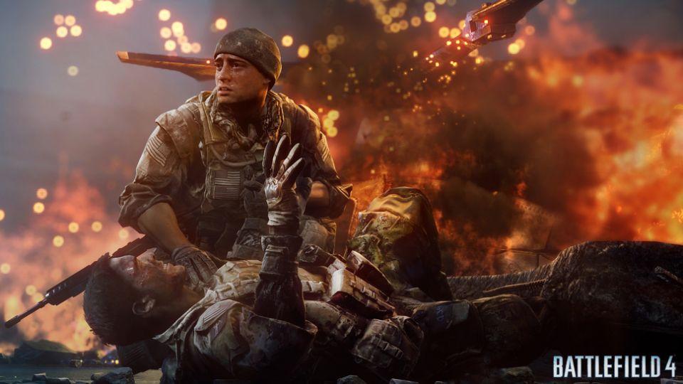 Battlefield 4 va fi demential. Grafica iti da senzatia ca esti intr-un film VIDEO