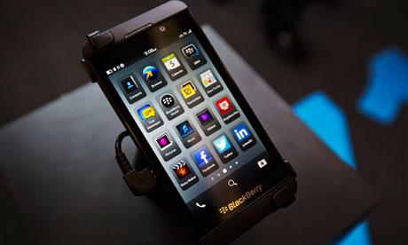 Z10 a ajutat Blackberry sa revina pe profit