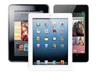 Vanzarile de tablete le vor surclasa pe cele de desktopuri pentru prima oara