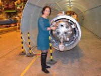 EXCLUSIV Harghiteanca Marta Bajko, persoana care se ocupa de cei mai mari magneti din lume