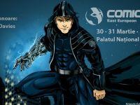 East European Comic Con Bucuresti 2013, universul benzilor desenate, animatiilor, jocurilor video dar si al serialor tv si filmelor