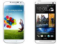 Samsung Galaxy S4 si HTC One pot fi precomandate la Orange Romania