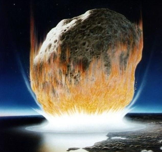 Cel mai mare  show  de pe Pamant a avut loc in urma cu mai bine de 66 de milioane de ani in urma