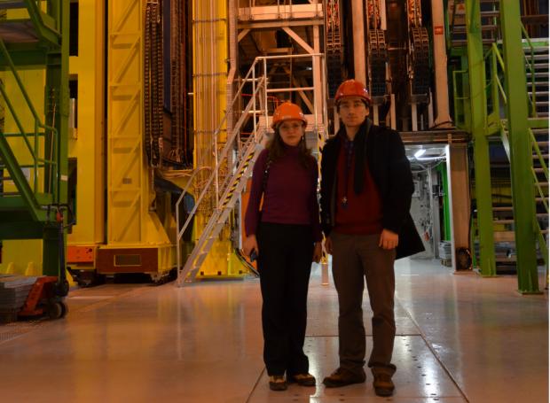 """EXCLUSIV Cercetatorii romanii descopera misterele """"Fizicii noi"""". Experimentul LHCb, care studiaza inceputurile Universului"""