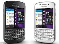 BlackBerry Q10, versiunea cu tastatura QWERTY a lui Z10, isi paraste utilizatorii