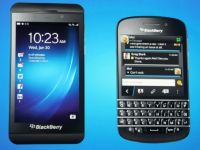 BlackBerry Q10, cel mai bine vandut gadget in Londra, Birmingham si Manchester