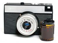 Gadgeturile copilariei. Camera foto alb-negru, inlocuita azi de mirrorless