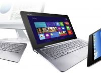 ASUS Transformer Book Trio, un gadget cu Android si Windows 8 in acelasi timp VIDEO