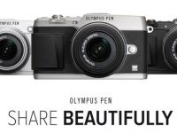Camera foto PEN E-P5. Cel mai rapid mirrorless din lume ajunge si in Romania