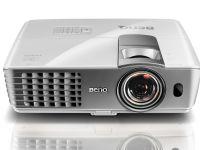 BenQ W1080ST, primul proiector Home Cinema FullHD care reda imagini 3D de la distanta mica